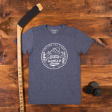 Nomad Hockey T-Shirt - The Original - Black/Red/Purple/Grey/Navy