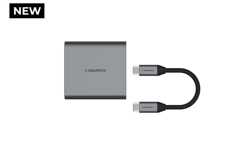 Gnarbox USB-C CF/SD Card Reader