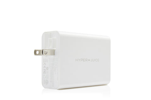 HyperJuice GaN 100W USB-C Charger