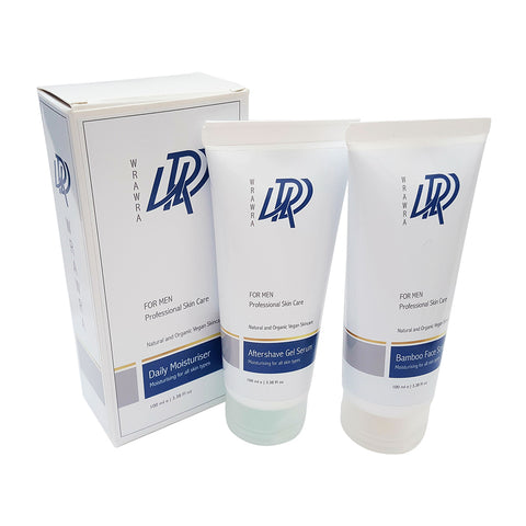 MENS SKIN CARE REGIME SET