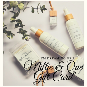 Millie & Que Gift Card