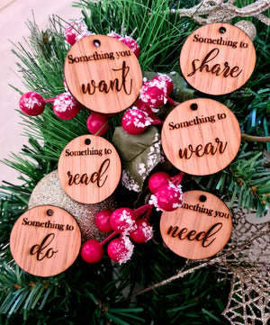 Thoughtful Gift Tags