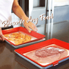 Image of Stackable Food Preservation Tray