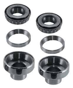 "FOR BIG TWIN 1"" HEAD CUPS WITH RACES AND BEARINGS"