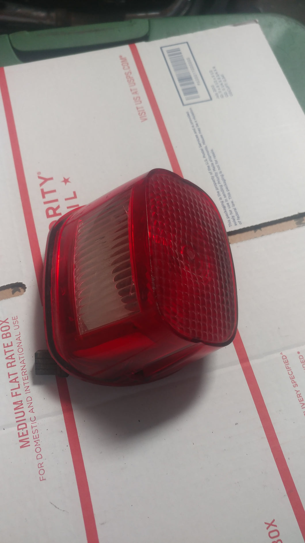 Harley Oem tail light Dyna