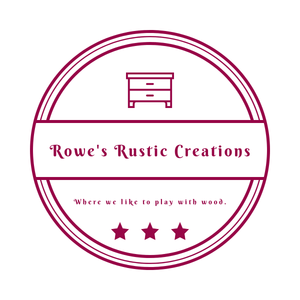 Rowe's Rustic Creations Gift Cards