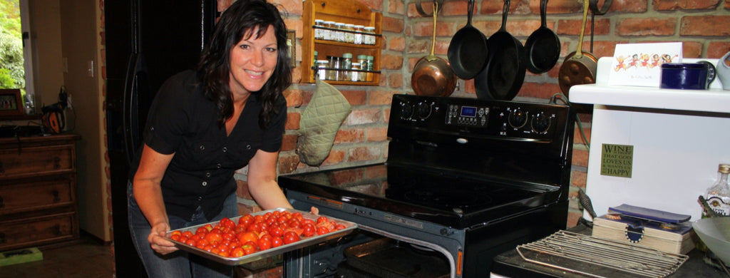 Oven Roasted Tomato - Recipe