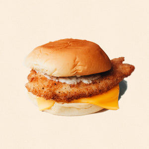FRIDAY: FISH FILET SANDWICH