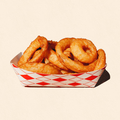 WEDNESDAY: ONION RINGS