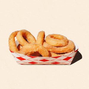FRIDAY: ONION RINGS