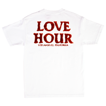 Load image into Gallery viewer, FOOL'S GOLD x LOVE HOUR Ketchup Logo Tee