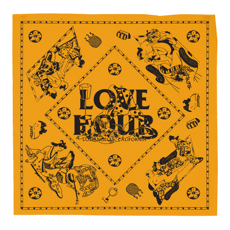 LOVE HOUR BANDANA