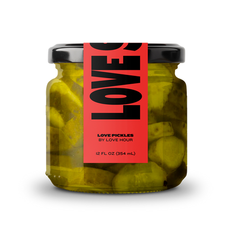 WEDNESDAY: LOVE PICKLES