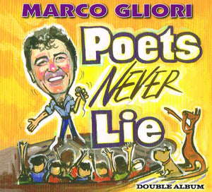 Poets Never Lie (CD)