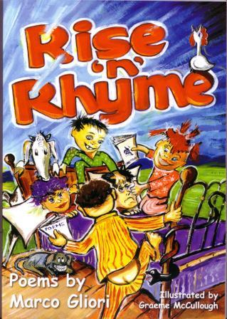 2 Book Pack: Rise and Rhyme plus Sometimes Stuff Rhymes