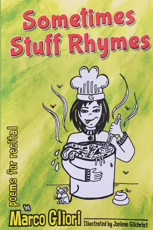 Sometimes Stuff Rhymes (Book)