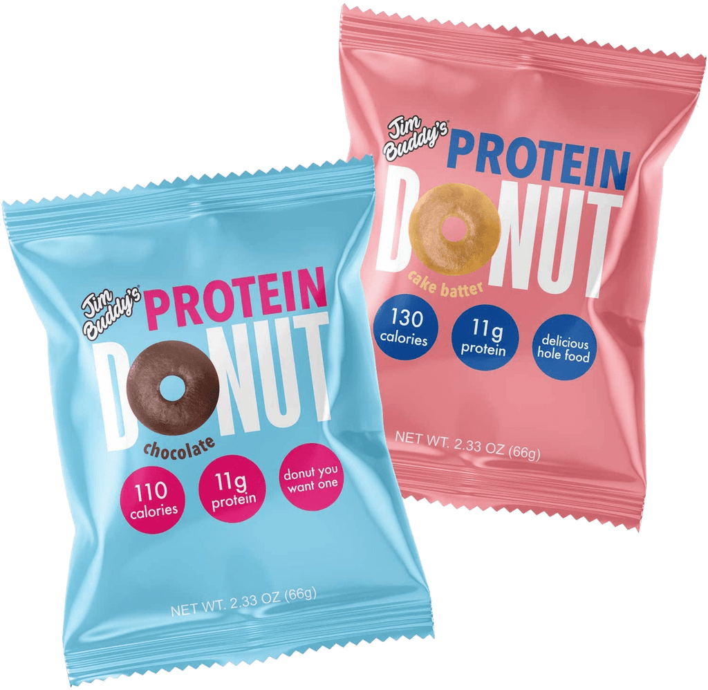 Protein Donut 20 Pack - Variety