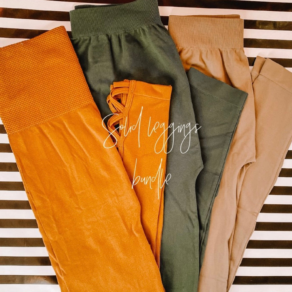 Surprise Leggings Bundle