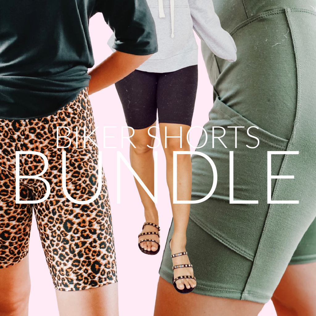 Surprise Biker Shorts Bundle