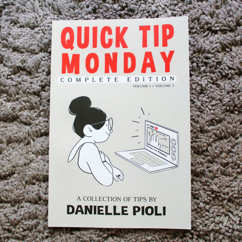Quick Tip Monday - Complete Edition (LAST ONE!)