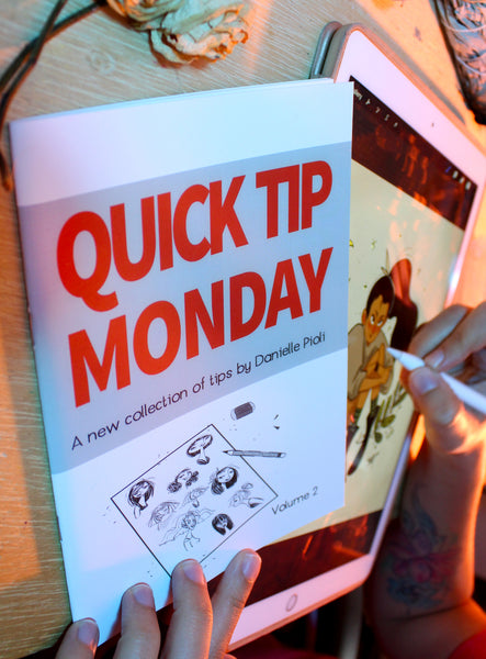 Quick Tip Monday (Volume 2)