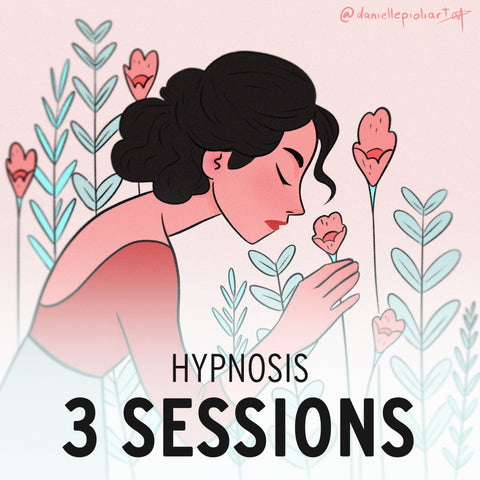 03 Hypnosis Sessions Package