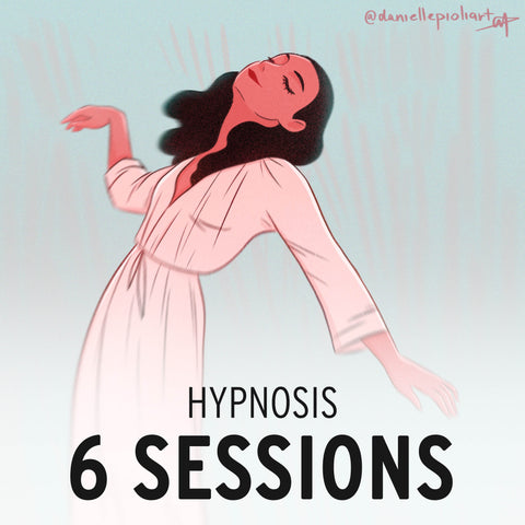 06 Hypnosis Sessions Package