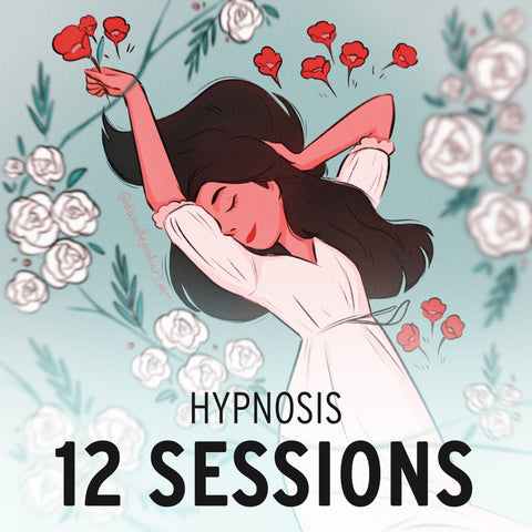12 Hypnosis Sessions Package