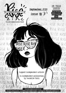 RISE Underground Zine - Issue #07