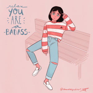 You're A Badass