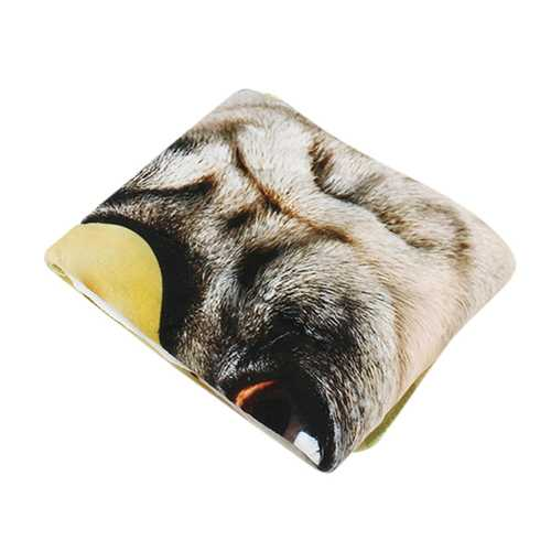 70x140cm Polyester Fiber Dog Pattern Beach Spa Yoga Towel Soft Reactive Print Bath Towels