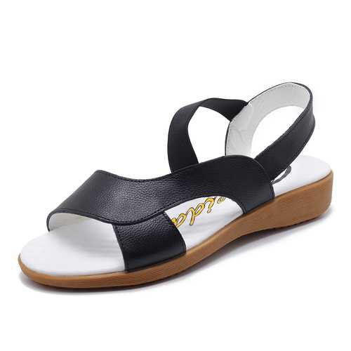 Soft Comfortable Casual Elastic Band Sandals