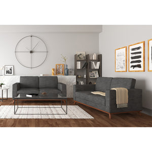Archer 2 Loveseat Sofa set - SunHaven Home