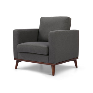 Archer Sofa, 2 chairs and 2 ottomans living room set