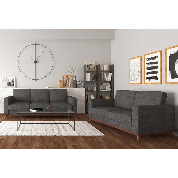 Archer Sofa and Loveseat living room set - SunHaven Home