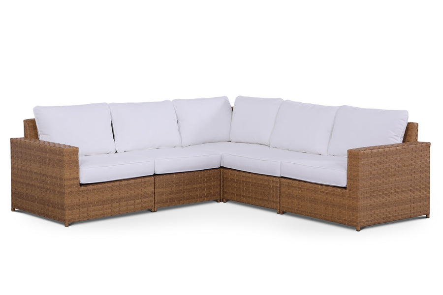 Seabrook 5 Piece Outdoor Sectional