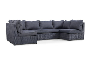 Cromwell 6 Piece Armless Sectional