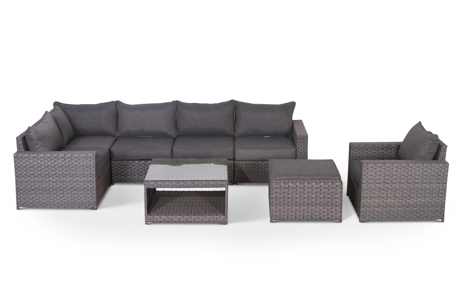 Cromwell 8 Piece Sectional Set