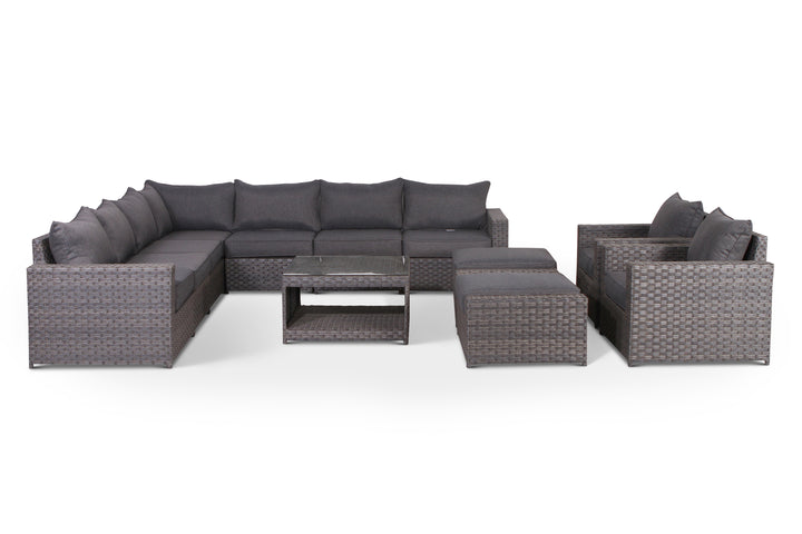 Cromwell 12 Piece Large Sectional Set