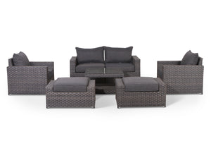 Cromwell 7 Piece Loveseat Set