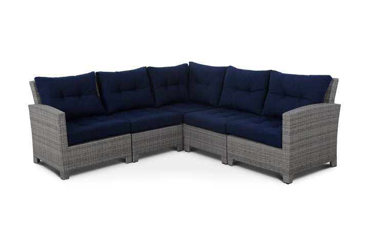 Stamford Navy Large Sectional