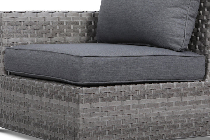 Kensington Grey Sofa Seat Cushion