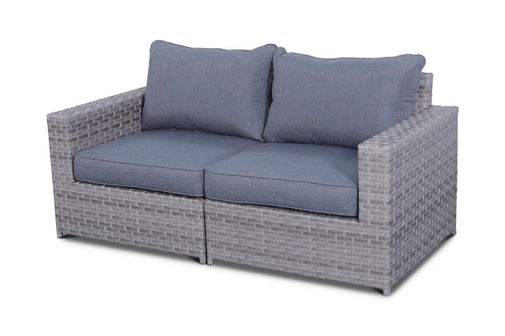 Kensington Grey Loveseat