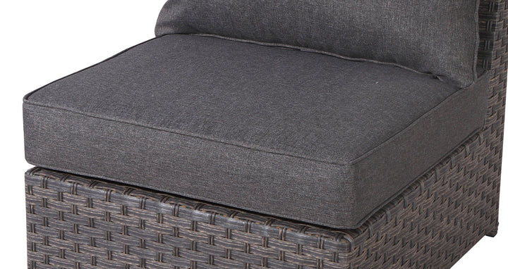 Cromwell Dark Grey Sofa Seat Cushion