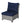 Stamford Navy Sofa Back Cushion