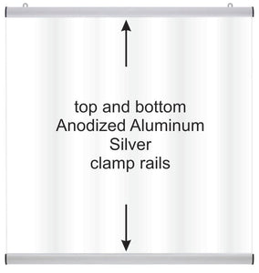 Curtain Wall - Clamp Rail Kit