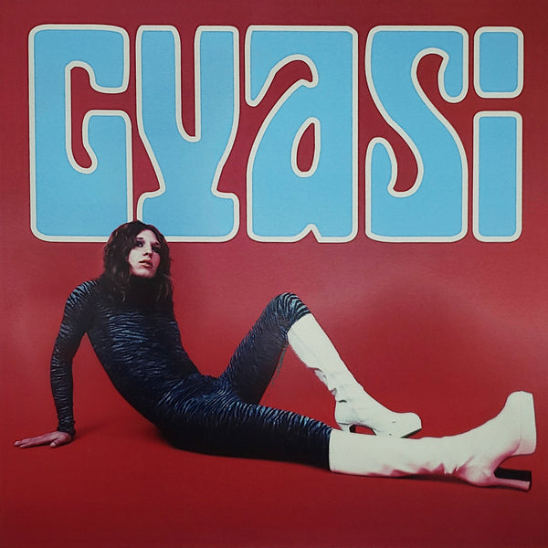 GYASI - TEACHER - BLUE VINYL