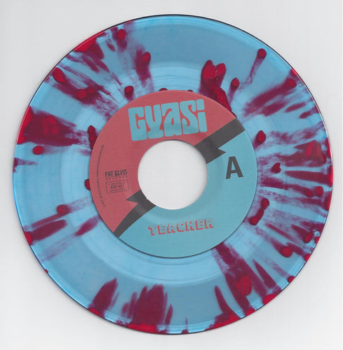 GYASI - TEACHER - SPLATTER VINYL