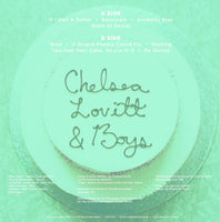 CHELSEA LOVITT - YOU HAD YOUR CAKE... - SMOKY GOLD VINYL