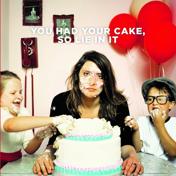 CHELSEA LOVITT - YOU HAD YOUR CAKE... - BLACK VINYL